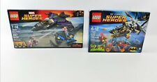 Lego Dc/ Marvel Brands Factory Sealed Sets Lot