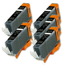5 BLACK Ink Cartridge for Canon Printer CLI-226BK MG6220 MG8220 MX882 MX892