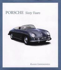 Porsche Sixty Years by Randy Leffingwell 2008 Large Hardback Book READ DETAILS