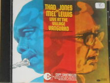 THAD JONES & MEL LEWIS -Live At The Village Vanguard- CD