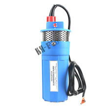 HSH-Flo 12VDC 70m Lift  360LPH Solar Powered Submersible Water Deep Well Pump