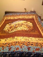 Rodeo Horse Rider, Queen Size
