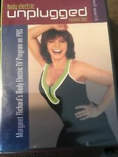 Margaret Richard's Body Electric Unplugged Volume Four 4 (Dvd) New
