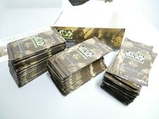 Star Wars CCG Jabba's Palace Limited Edition 59 Booster Packs New Factory Sealed