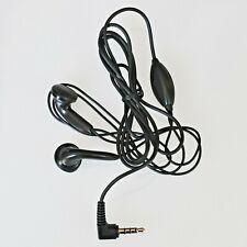 Original Alcatel Headset Kopfhörer CCB3160A15C4, Anschluss 3,5mm Klinke, black