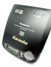 Panasonic SL-VP55 Video CD VCD CD Personal Portable Compact Disc Walkman Player
