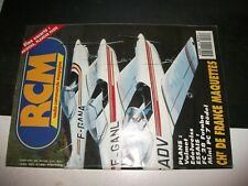 **m Revue RCM n°125 Valmet - Mini Pilatus PC 7 - Edelweiss - FC 28 Futaba