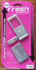 Sony Ericsson K550/K550i SILVER Fascia/Housing/Cover & Keypad.