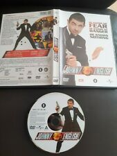Mr. Bean - Johnny English - He Knows no Fear, Danger & Nothing, Comedy DVD 1631.
