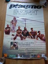PLEYMO - Affiche de concert / Tour poster ALPHABET PRISON TOUR 2007 !!!