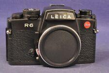 Leica R6 / Gehäuse SLR mechanische Spiegelreflex Germany