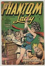 Phantom Lady #5 December 1954 G/VG 1st Ajax Issue