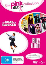 The Boat That Rocked Billy Elliot DVD Two Disc R4 Set