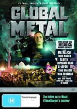 M Music Concerts Metal DVDs & Blu-ray Discs
