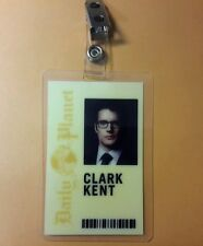 Superman Smallville ID Badge-Daily Planet Clark Kent Reporter prop cosplay