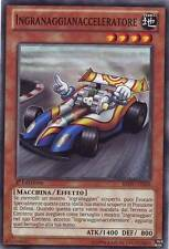 3x Ingranaggianacceleratore YU-GI-OH! REDU-IT028 Ita COMMON 1 Ed.