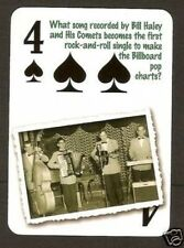 Bill Haley & The Comets  Neat Card  Have a Look!! #3Y5