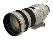 Canon Single focus Lens EF 300mm f/2.8L IS II USM EF-Mount for Camera Used Mint