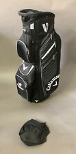 Callaway CHEV ORG Cart/Carry Golf Bag Black/Grey