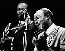 OLD MUSIC PHOTO Of Jimmy Reed 1968