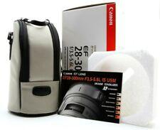 Canon EF 28-300mm f3.5-5.6L IS USM Lens Box, Lens Case & Manual Only #B1026