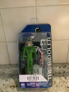 The Riddler Figure #40 New Batman Adventures 2017 DC Collectibles New on Card