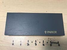 Parker 75 51 61 Duofold Premier Sonnet fountain pen box