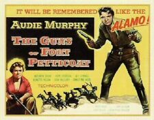 The Guns Of Fort Petticoat Starring Audie Murphy