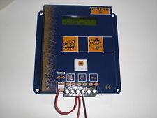 REGULADOR DE CARGA 12/24V (automatico)30 A para PLACA PANEL SOLAR  Hasta 720w