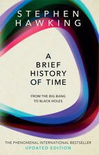Brief History Of Time, A: From Big Bang To Black Holes | Stephen Hawking