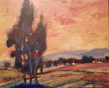 James Hartman, California Artist, Half Moon Bay
