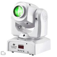 Packs professionnels spots pour éclairage et effet avec contrôle dmx
