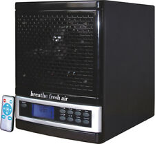 Air Purifier Hepa Breathe Fresh Air Cleaner Ozone Generator w/ timer Deluxe