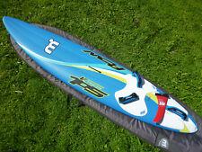 Windsurfboard mistral flow 105, wenig gefahren, schnell und schön