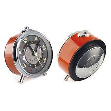 Official VW Camper Van Speedo Desk Quartz Alarm Clock with Gift Tin Box