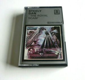 Steely Dan ‎– The Royal Scam - Cassette Tape - 1976