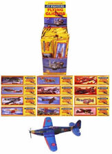 6 JET FIGHTERS PLANE AEROPLANE GLIDERS FOR PARTY BAG LOOT BAG FILLERS!