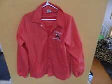 vintage CALGARY STAMPEDERS jacket made by STARTER size small light summer/fall