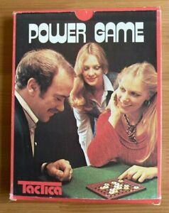 TACTICA VINTAGE 1975 POWER GAME