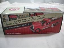 Texaco 1929 Mack Fire Truck #5 in Series 1/30 scale / New in box