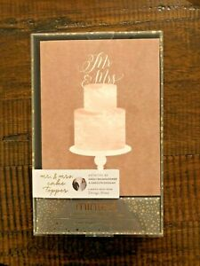 Mr. & Mrs. Minted Wedding Thank You Cards