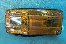 NOS RH OEM MITSUBISHI COLT T120 DELICA 1974-79 FRONT LAMP UNIT # MT374201