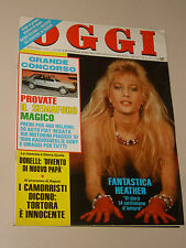 OGGI 1983/41=MENSA ITALIA=PAMELA BELWOOD=ZICO=PIETRO MASCAGNI=FELLINI FILM=