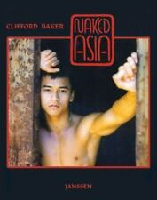 NAKED ASIA vtg Clifford Baker beefcake male nude twink thai japanese muscle gay