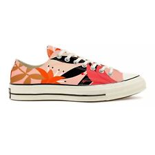 Converse Women's Chuck Taylor All Star 70 Ox Orange Pink Shoes 568376C Size 7.5