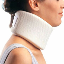 Soft Foam Cervical Collar Neck Brace Support Shoulder Press Relief Pain S-XL