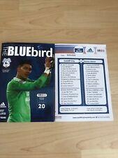 Cardiff City v Burton Albion 30/03/18 + Official Teamsheet