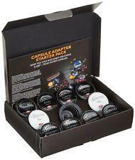 Kapsel-Adapter Starter Pack für Dolce Gusto Maschinen inklusive 10 Kapseln ES...