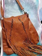 Handmade Boho Moroccan Leather Bag