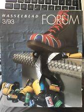 Hasselblad Forum Magazine - 1993 Volume 3